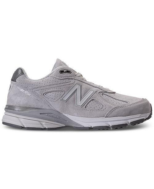 New Balance Women s 990 V4 Running Sneakers from Finish Line ... bf85fae127b1