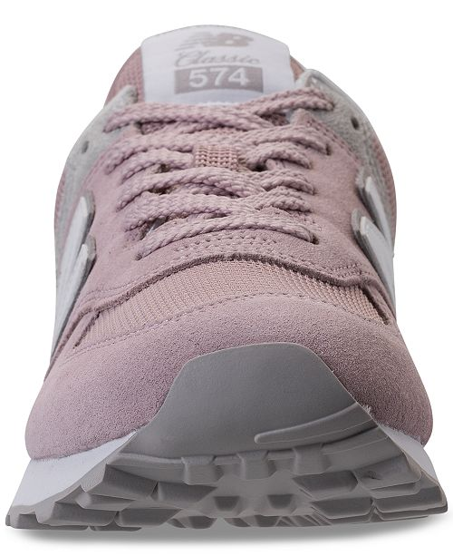 601b9d4a316d2 New Balance Women's 574 Casual Sneakers from Finish Line & Reviews ...