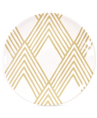 Cobble Woven Salad Plate