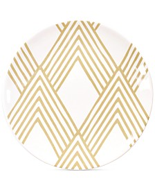 Coton Colors Cobble Woven Salad Plate