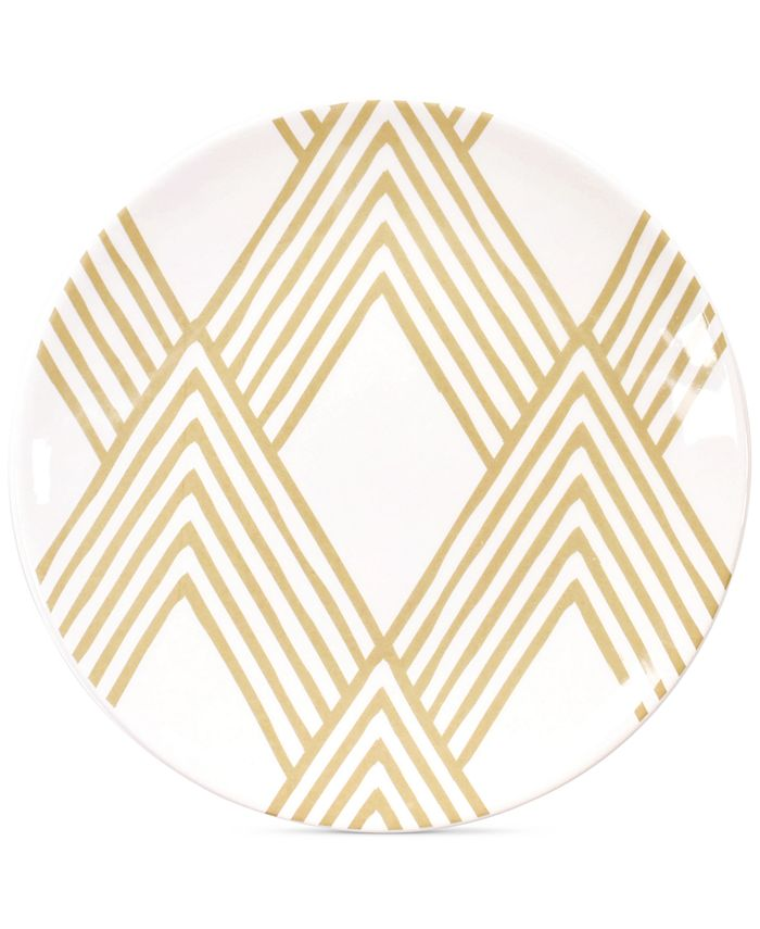 Coton Colors - Cobble Woven Salad Plate
