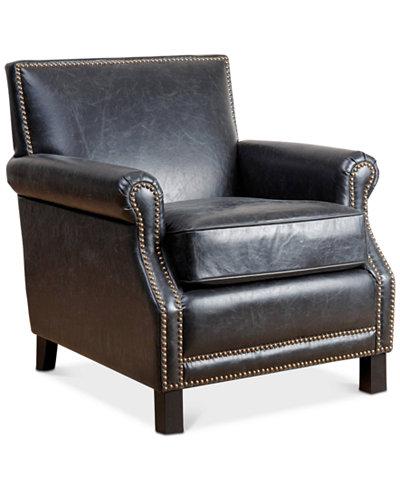 Bartoli Club Chair, Quick Ship