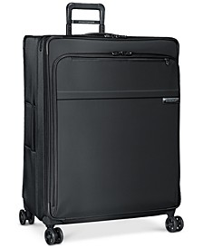 """Baseline 31"""" Extra Large Check-In Luggage"""