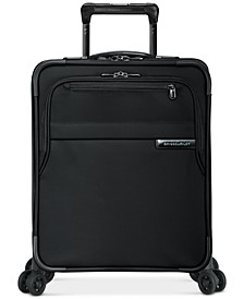Baseline International Carry-On Wide-Body Luggage