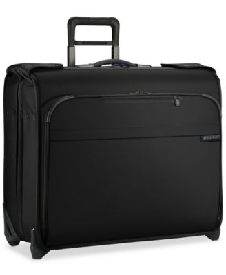 Baseline 2-Wheel Deluxe Wheeled Garment Bag
