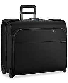 Deluxe Wheeled Garment Bag - 2 Wheel