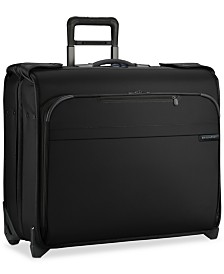 Briggs & Riley Deluxe Wheeled Garment Bag, 2 Wheels