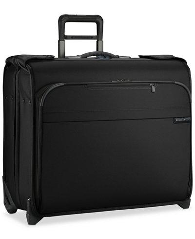Briggs & Riley Baseline Luxe Wheeled Garment Bag