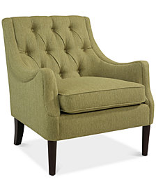 Clifford Accent Chair, Quick Ship