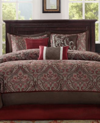 Talbot 7-Pc. Queen Comforter Set