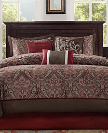 Talbot 7-Pc. California King Comforter Set