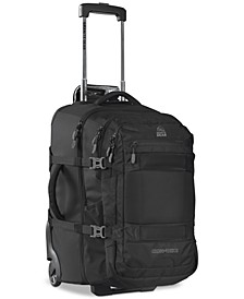 Cross-Trek 2 Wheeled Carry-On with Removable Backpack