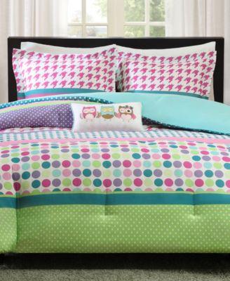 Katie 3-Pc. Reversible Twin/Twin XL Comforter Set