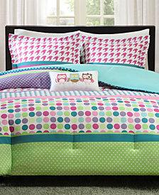 Mi Zone Katie 3-Pc. Reversible Twin/Twin XL Comforter Set