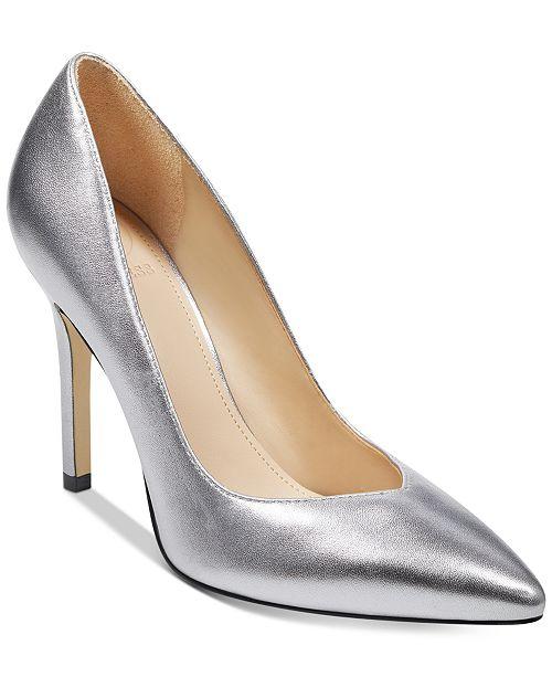 GUESS Women s Becool Pumps - Pumps - Shoes - Macy s a5b163bf7e