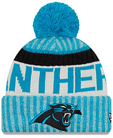 New Era Boys' Carolina Panthers Sport Knit
