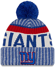 New Era Boys' New York Giants Sport Knit