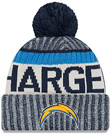 New Era Boys' Los Angeles Chargers Sport Knit