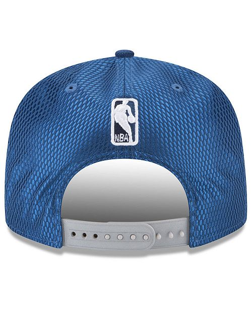 38e370cf91f New Era Minnesota Timberwolves On Court Reverse 9FIFTY Snapback Cap ...