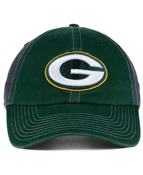 promo code b5c4e 5823a ... germany 47 brand green bay packers transistor clean up cap sports fan  shop by lids men