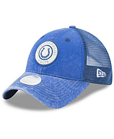 New Era Women's Indianapolis Colts Perfect Patch 9TWENTY Snapback Cap