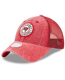 New Era Women's Tampa Bay Buccaneers Perfect Patch 9TWENTY Snapback Cap