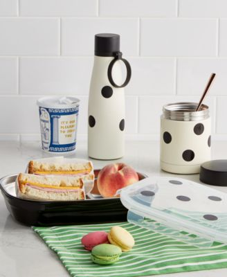 All In Good Taste Deco Dot Lunch Box