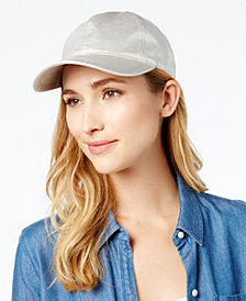 August Hats Metallic Baseball Cap