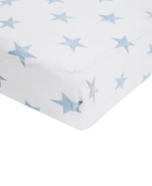 aden by aden  anais Cotton Dapper Printed Crib Sheet Baby Boys (024 months)