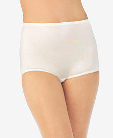 Vanity Fair Perfectly Yours Ravissant Nylon Full Brief 15712