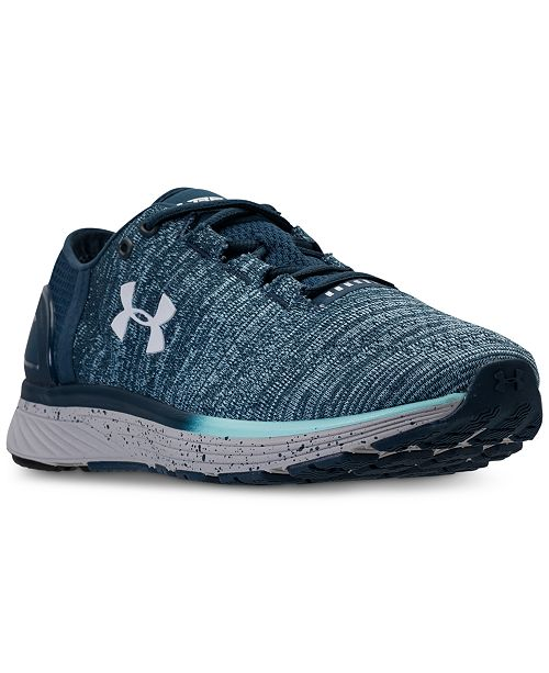brand new d95bb 47414 ... Under Armour Women s Charged Bandit 3 Running Sneakers from Finish ...