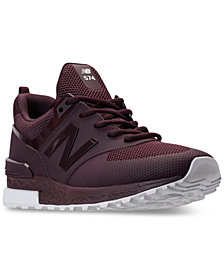 New Balance Men's 574 Fresh Foam Casual Sneakers from Finish Line