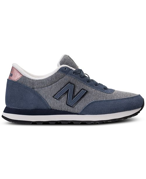 New Balance 501 Blue Sporty Sneakers 2014 unisex cheap price cheap sale nicekicks cheap free shipping amazing price online DAQCxd