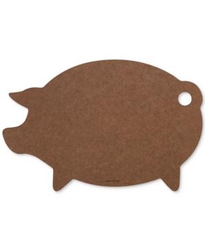 Epicurean Pig Cutting...
