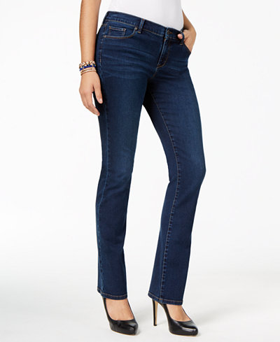 Style & Co Petite Bootcut Jeans, Created for Macy's