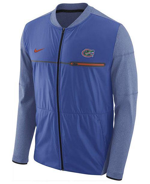 Nike Men's Florida Gators Elite Hybrid Jacket