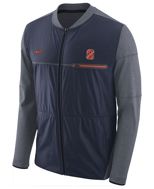Nike Men's Syracuse Orange Elite Hybrid Jacket