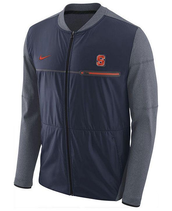 Nike Men's Syracuse Orange Elite Hybrid Jacket