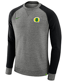 Nike Men's Oregon Ducks AW77 Crew Sweatshirt
