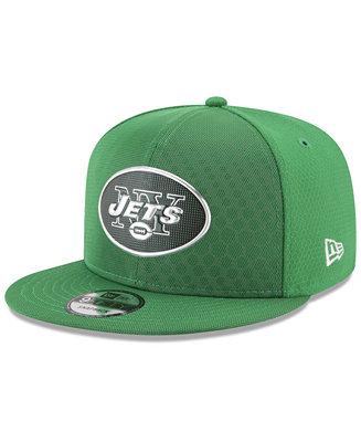 23d377ae8 New Era New York Jets On Field Color Rush 9FIFTY Snapback Cap - Sports Fan  Shop By Lids - Men - Macy s