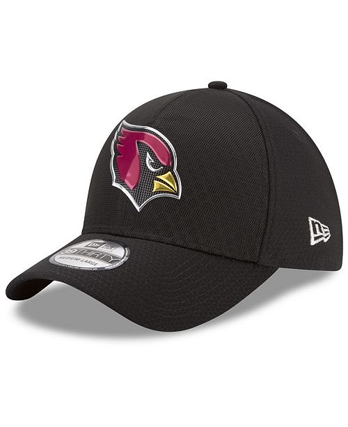 5e0681f4d New Era Arizona Cardinals On Field Color Rush 39THIRTY Cap - Sports ...