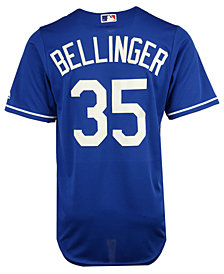 Majestic Men's Cody Bellinger Los Angeles Dodgers Player Replica Cool Base Jersey