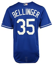 Majestic Men's Cody Bellinger Los Angeles Dodgers Player Replica Cool Base Jersey