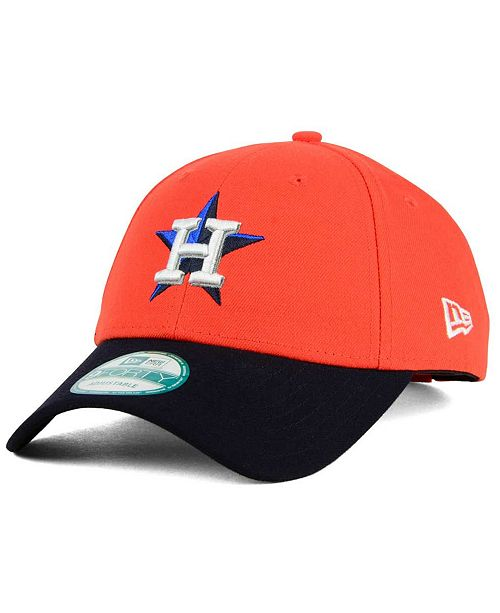 huge discount fcadf 39bd8 ... New Era Houston Astros The League Classic 9FORTY Adjustable Cap ...