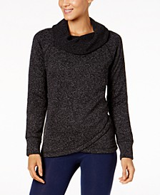 Cowl-Neck Pullover, Created for Macy's