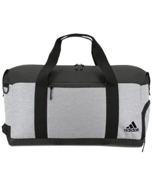 Adidas Originals Adidas Men S 36 Hours Sports Id Duffel Bag In Light Grey b830b73dc6690