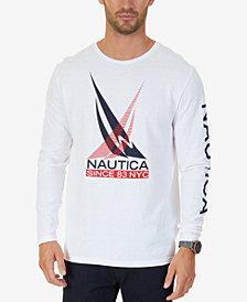 Nautica Men's Graphic-Print T-Shirt, Created for Macy's
