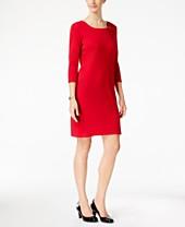 Knee Length Dresses For Women Macy S