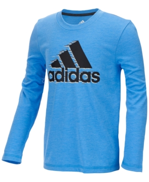 adidas Climalite Flame Logo GraphicPrint Shirt Toddler Boys (2T5T)
