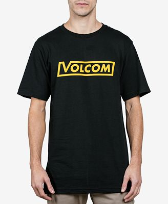 Volcom Men's Vol Corp Logo-Print T-Shirt